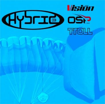 Pack Complet HYBRID 3 - HYBRID3 ULight