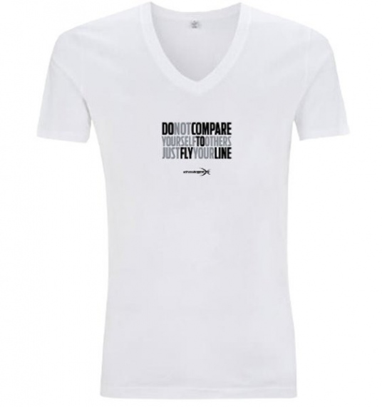 Tee shirt Fly Your Line Femme